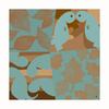 Cascadia 12-in W x 12-in H Frameless Canvas Dinosaur 2 Print Wall Art