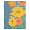 Cascadia 11-in W x 14-in H Floral and Still Life Canvas