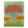 Cascadia 11-in W x 14-in H Frameless Canvas Tree Landscape 1 Print Wall Art