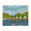 Cascadia 30-in W x 24-in H Nature Canvas