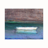 Cascadia 30-in W x 24-in H Frameless Canvas Canoes 3 Print Wall Art