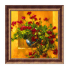 Amanti Art 29.5-in W x 29.5-in H Floral and Still Life Framed Wall Art