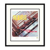 Amanti Art 25.04-in W x 27.04-in H Entertainment Framed Wall Art