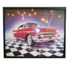 Neonetics 20-in W x 16-in H Transportation Framed Wall Art