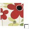 Art 4 Kids 18-in W x 18-in H Floral and Still Life Framed Wall Art