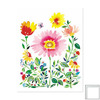 Art 4 Kids 16-in W x 20-in H Floral and Still Life Framed Wall Art