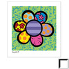 Art 4 Kids 23-in W x 24-in H Floral and Still Life Framed Wall Art