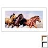 Art 4 Kids 40-in W x 24-in H Animals Framed Wall Art