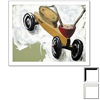 Art 4 Kids 20-in W x 16-in H Novelty Framed Wall Art