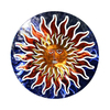 Next Innovations 22-in W x 22-in H Sun and Moon Metal Wall Art