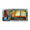 All My Walls 48-in W x 23.5-in H Nature Art on Metal Wall Art
