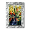 All My Walls 23-in W x 32-in H Nature Art on Metal Wall Art
