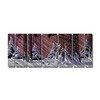 All My Walls 60-in W x 23.5-in H Abstract Art on Metal Wall Art