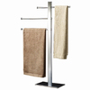 Nameeks Gedy Bridge Chrome Brass Towel Rack