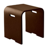 Nameeks Wenge Wood Freestanding Shower Chair