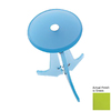 Nameeks Green Plastic Freestanding Shower Chair