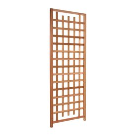 All Things Cedar 33-in W x 84-in H Panel Garden Trellis
