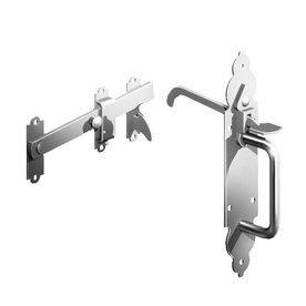 Gatemate Stainless Steel Windsor Gate Latch