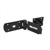Gatemate 8-1/4-in L x 2-1/8-in H Black Heavy Hasp Staple