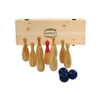 Jaques London Outdoor Chelsea Skittles Portable Party Game
