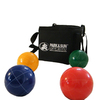Park & Sun Sports Outdoor Bocce Tournament Portable Party Game
