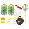 Park & Sun Sports Outdoor Flying Disc Portable Party Game