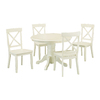 Home Styles Antique White Dining Set