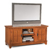 Home Styles Arts and Crafts Cottage Oak Television Stand