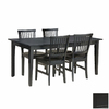 Home Styles Arts & Crafts Ebony Dining Set