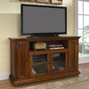 Home Styles Homestead Warm Oak Rectangular Television Stand