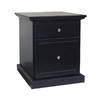 Home Styles Bedford Ebony 2-Drawer Filing Cabinet