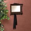 Boston Loft Furnishings Chelmsford Espresso 4-Hook Mounted Coat Rack