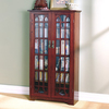 Boston Loft Furnishings Westwood Cherry Multimedia Storage Unit