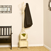 Southern Enterprises Ivory Coat Stand