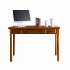 Southern Enterprises Medium Mahogany Writing Desk