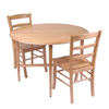 Winsome Wood Hannah Light Oak Dining Set