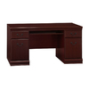 Bush Furniture Birmingham Executive Harvest Cherry Executive Desk