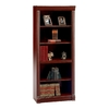 Bush Furniture Birmingham Executive Harvest Cherry 71.06-in 5-Shelf Bookcase