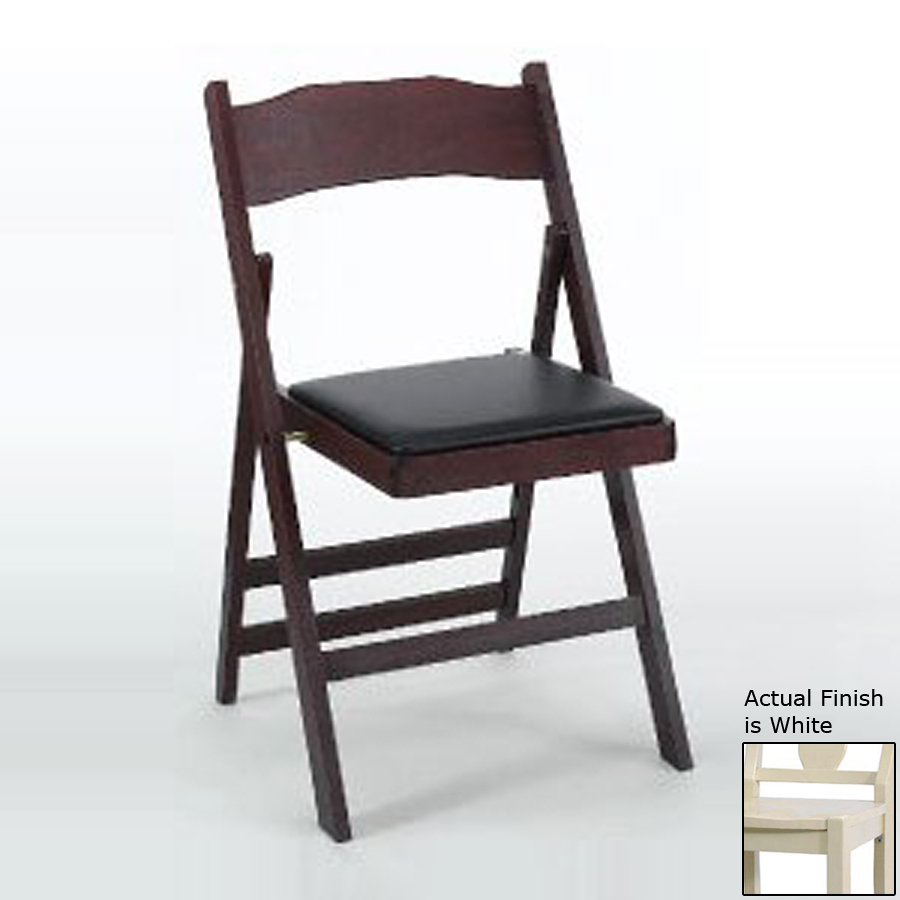 Shop alston quality industries set of 4 indoor outdoor for Good quality folding chairs