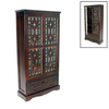 Wayborn Furniture Brown Gaming Storage Unit