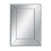 UMA Enterprises 32-in x 38-in Rectangular Framed Mirror