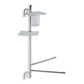 Shop nameeks quid chrome brass bathroom coordinate set at for Bathroom coordinates