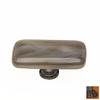 Sietto Oil-Rubbed Bronze Cirrus Rectangular Cabinet Knob