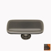 Sietto Oil-Rubbed Bronze Intrinsic Rectangular Cabinet Knob