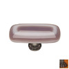 Sietto Oil-Rubbed Bronze Luster Rectangular Cabinet Knob