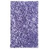 The Rug Market Kids Rectangular Purple Solid Accent Rug (Common: 3-ft x 5-ft; Actual: 32-in x 56-in)