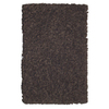 The Rug Market Kids 22-in x 34-in Rectangular Brown Accent Rug