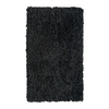 The Rug Market Kids 4-ft 7-in x 7-ft 7-in Rectangular Black Solid Area Rug