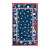 The Rug Market Kids 32-in x 56-in Rectangular Multicolor Holiday Accent Rug