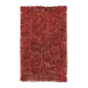 The Rug Market Resort 8-ft x 10-ft Rectangular Red Solid Area Rug